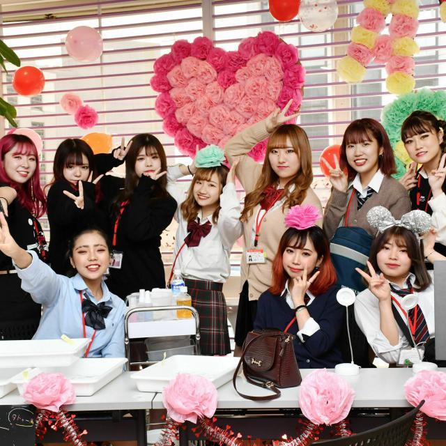 横浜fカレッジ 学園祭1
