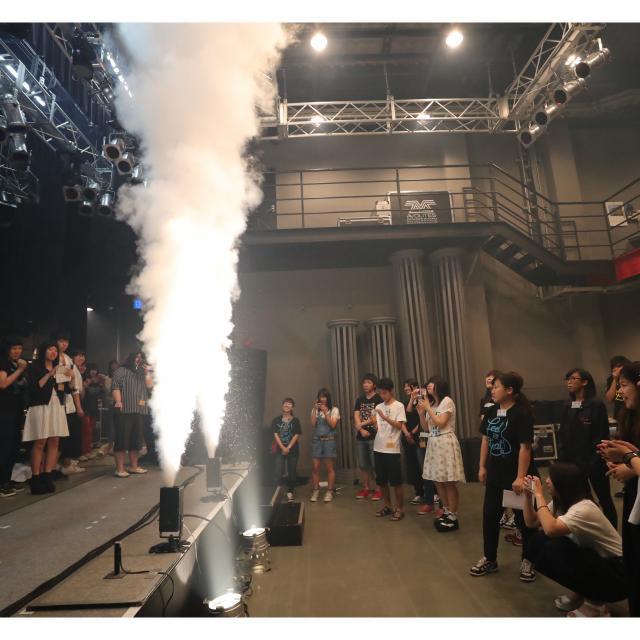 アーティストからスタッフまでエンタメ業界を体験!!!