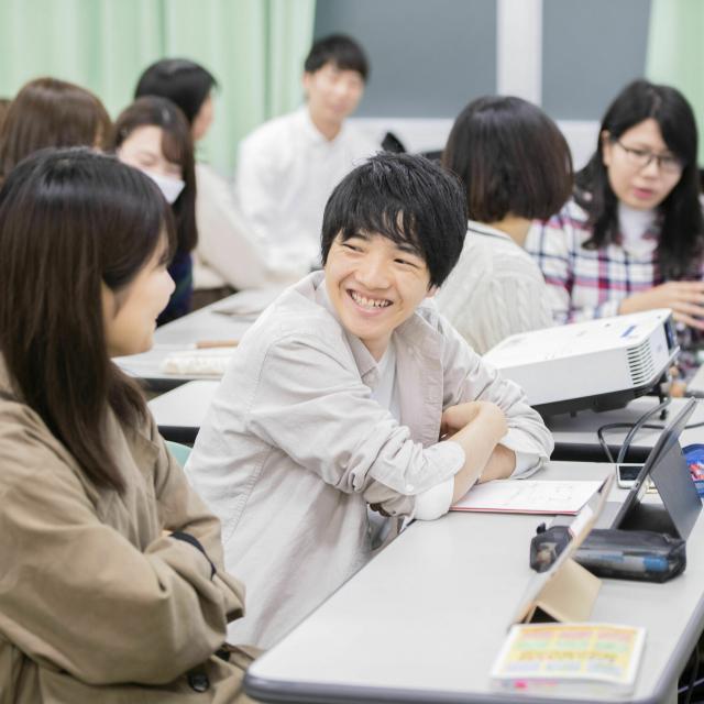東京福祉専門学校 心理カウンセラー科 オープンキャンパス2