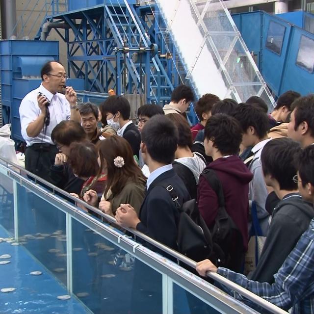 日本大学 ●理工学部●オープンキャンパスー船橋キャンパスウォッチングー3