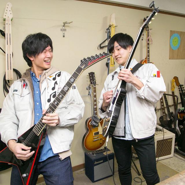 中部楽器技術専門学校 高1~3・再進学・社会人【ギタークラフトコース】4