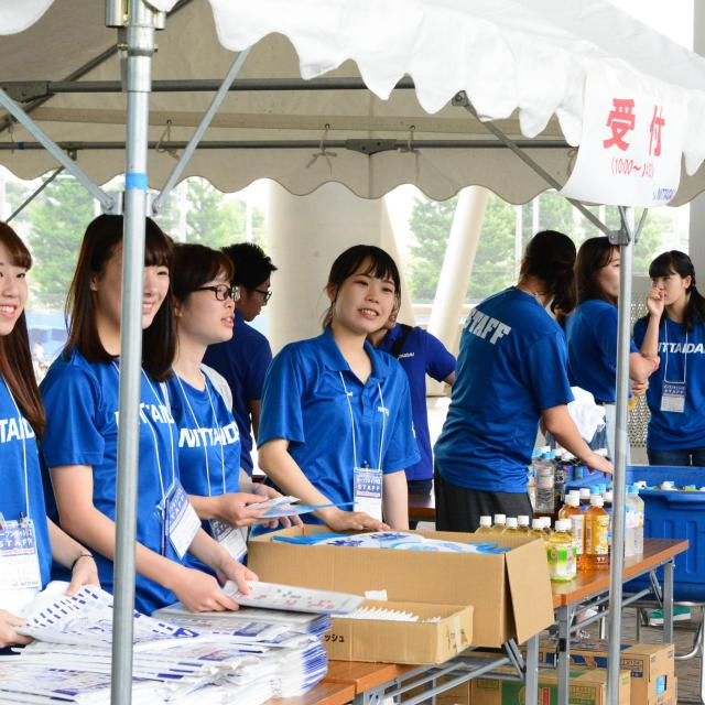 日本体育大学 オープンキャンパス in 東京・世田谷キャンパス2