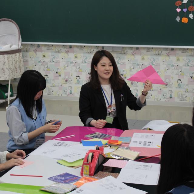 北日本医療福祉専門学校 オープンキャンパス(1日バージョン)2