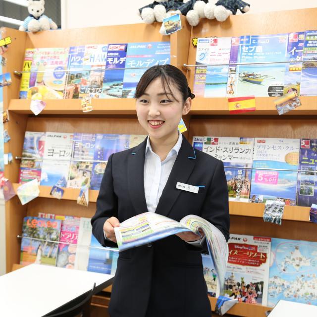 札幌観光ブライダル・製菓専門学校 グローバルに活躍できる「旅」のプロを目指そう!!1