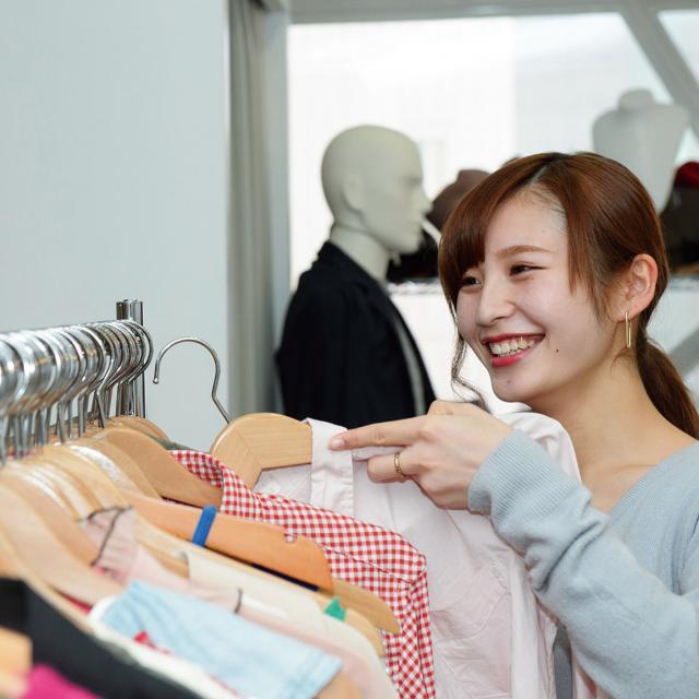 専門学校 九州デザイナー学院 8月の体験入学(ファッション)2