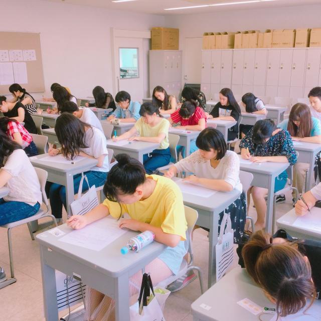 中部美容専門学校 岡崎校 ☆6/30 入試説明会☆1