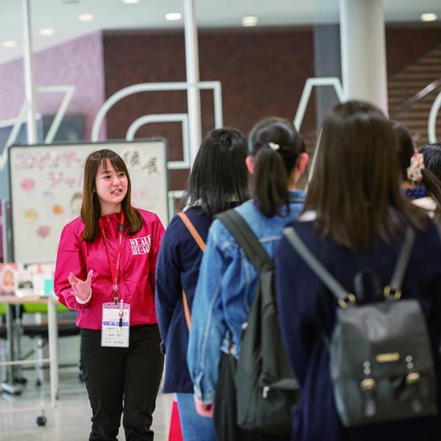 龍谷大学 秋のオープンキャンパス2