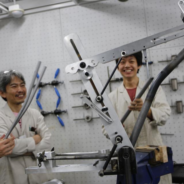 東京サイクルデザイン専門学校 春の体験入学!3