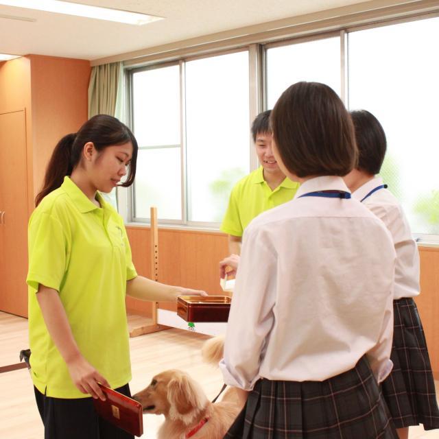 中央動物専門学校 H30 学科別体験入学  日程一覧3
