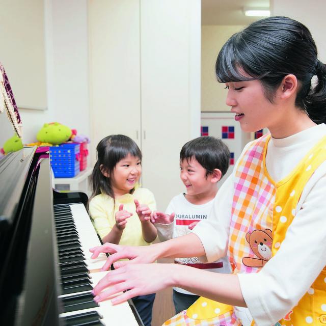 大原医療秘書福祉保育専門学校横浜校 体験入学☆こども系☆1