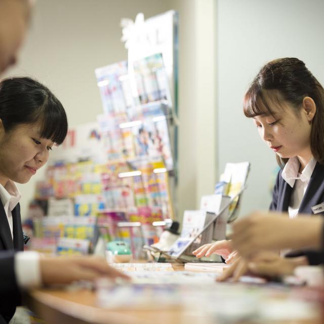 札幌観光ブライダル・製菓専門学校 グローバルに活躍できる「旅」のプロを目指そう!!4