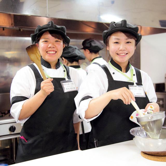 大宮スイーツ&カフェ専門学校 つくって食べて楽しめる!オープンキャンパス1