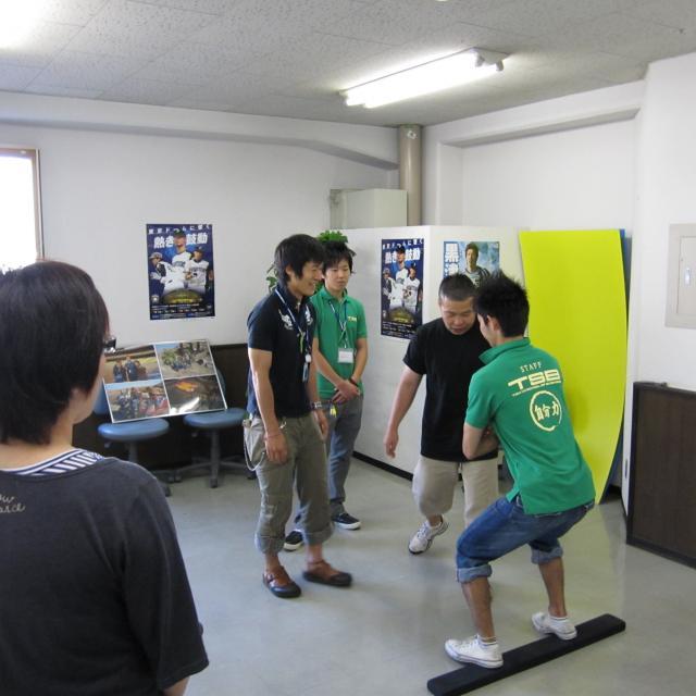 東京スクール・オブ・ビジネス まずはここからスタート!スポーツ業界まるごとツアー1