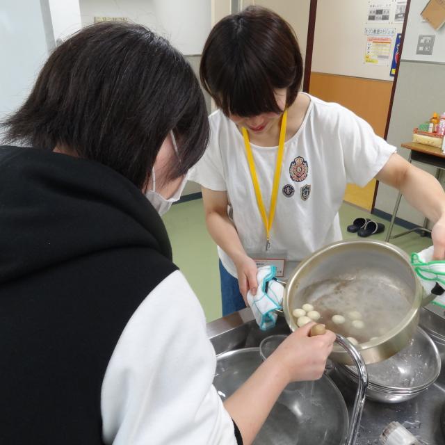 ☆介護福祉科☆オープンキャンパス
