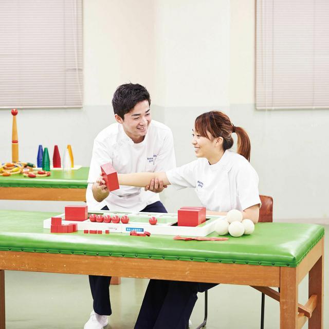 関西学研医療福祉学院 作業療法学科 オープンキャンパス1