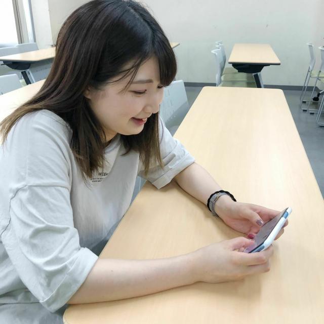 """東京福祉保育専門学校 オンラインオープンキャンパス """"顔が映らないから安心♪""""3"""