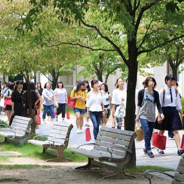 愛知学泉大学 2020年 愛知学泉大学のオープンキャンパス!3
