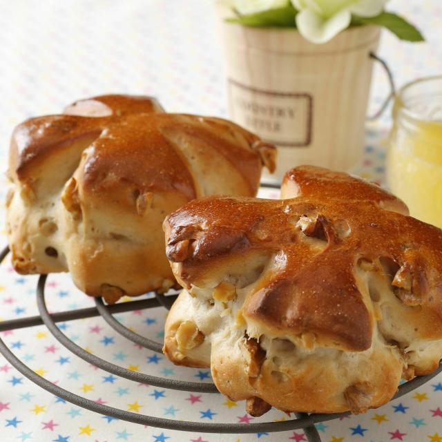 東京製菓学校 1日で3種類のパンにチャレンジ  【パンコース】3