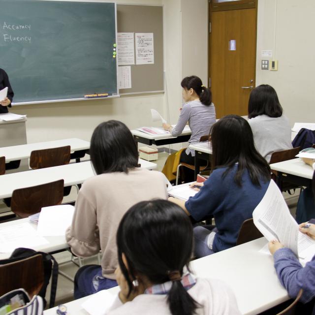敬和学園大学 9月22日(土)英検準2級対策講座2