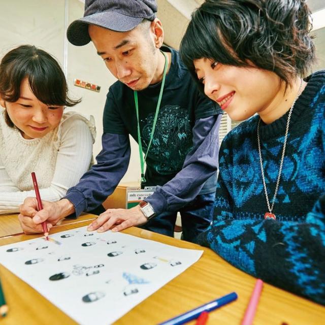 町田・デザイン専門学校 体験スクール3