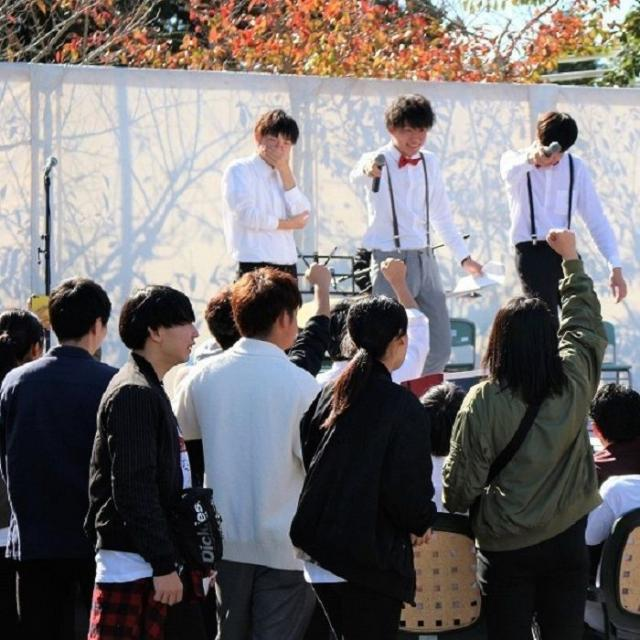 北九州リハビリテーション学院 青龍祭(学園祭)3