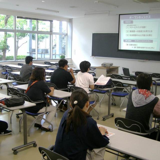 ホンダテクニカルカレッジ関西★オープンキャンパス