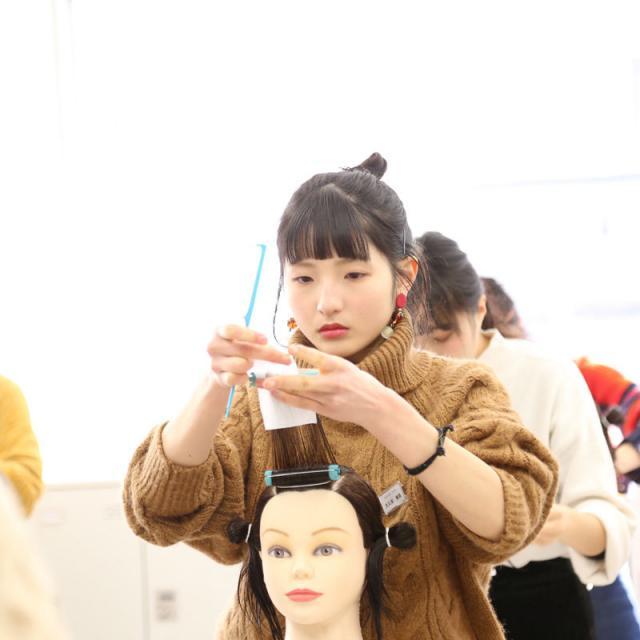 名古屋美容専門学校 NAGOYA BIYO・OPEN CAMPUS ′18!3