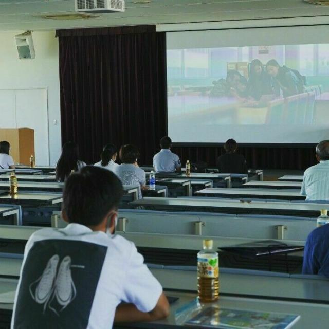 神戸国際大学 8月21日 オープンキャンパス(経済学部)1