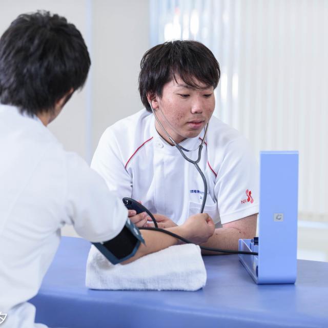 下関看護リハビリテーション学校 201年度【理学療法学科】オープンキャンパス日程4