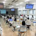 10月平日大学見学会☆彡/森ノ宮医療大学