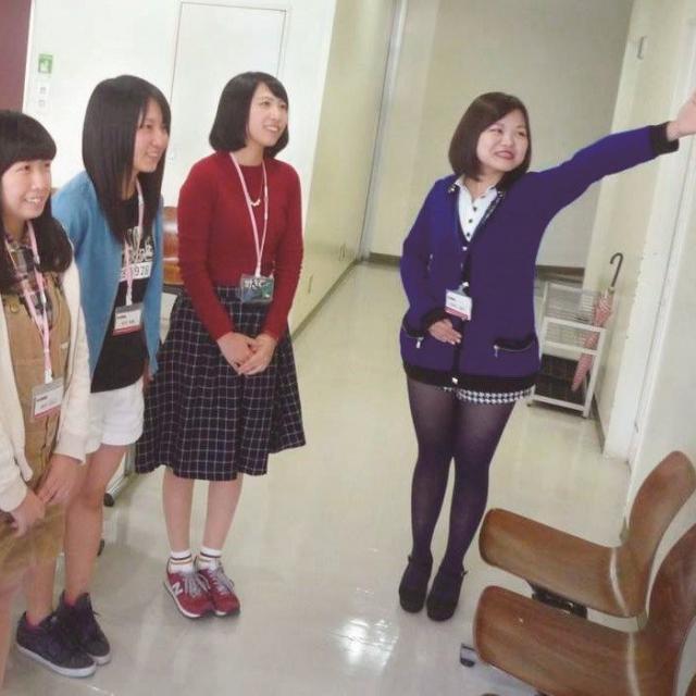 大原簿記情報公務員専門学校水戸校 オープンキャンパス4