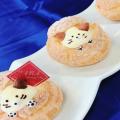 華調理製菓専門学校 オレンジムース&デコレーションクッキー