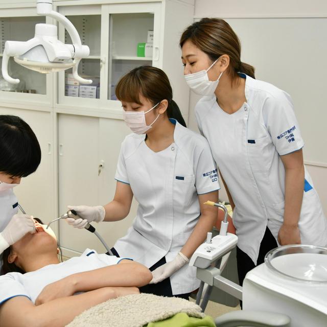帯広コア専門学校 歯科衛生士科 オープンキャンパス1