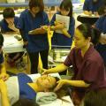神戸医療福祉専門学校中央校 【鍼灸科】オープンキャンパス