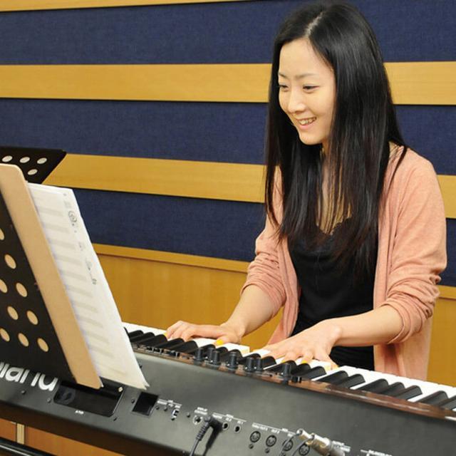 東京スクールオブミュージック専門学校渋谷 キーボードレッスン1