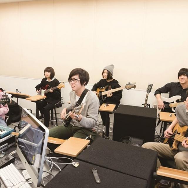 キャットミュージックカレッジ専門学校 ベース専攻●平成30年間のベースフレーズ紹介&レクチャー♪2
