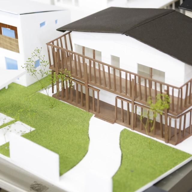 岡山理科大学専門学校 【建築】オープンキャンパス20194