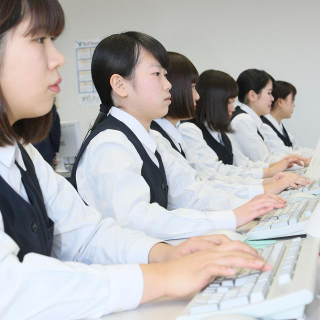 大分医療事務専門学校 オープンキャンパス3