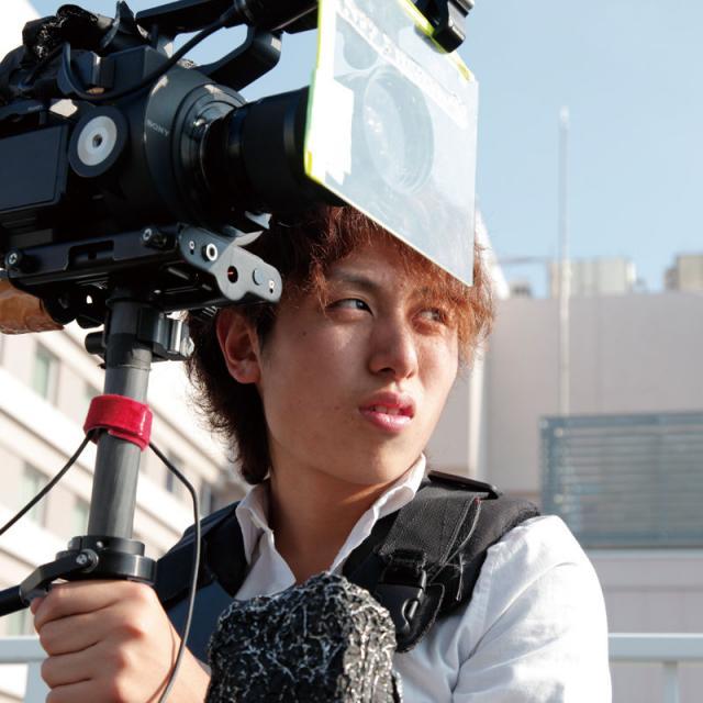 専門学校 九州ビジュアルアーツ 6月の体験入学(放送・映画・CG映像など)1
