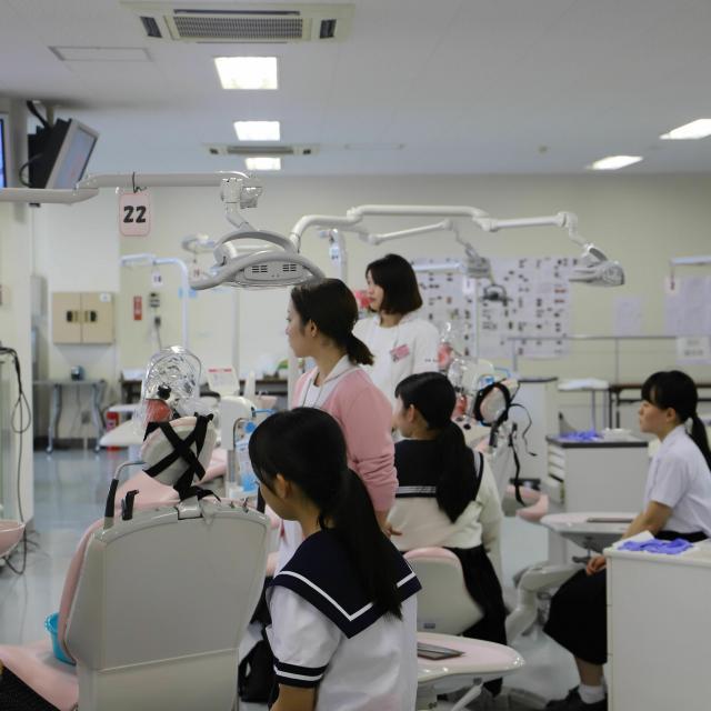 福岡医療短期大学 オープンキャンパス2020 8月1日(土)3