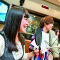 ビジュアルアーツ専門学校・大阪 【声優・俳優・タレント】声を使った仕事を目指す!