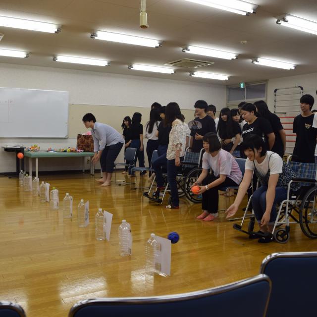 太田医療技術専門学校 サマースペシャルデー 体験入学拡大版1