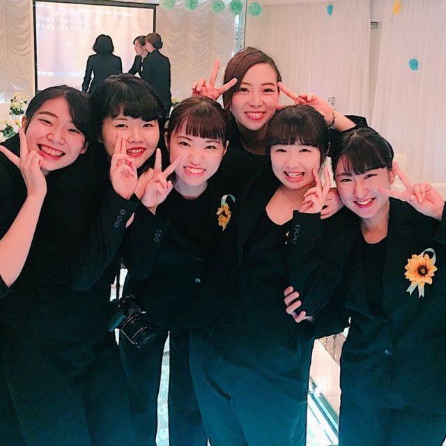 名古屋ウェディング&ブライダル専門学校 ★オープンキャンパス★模擬結婚式2