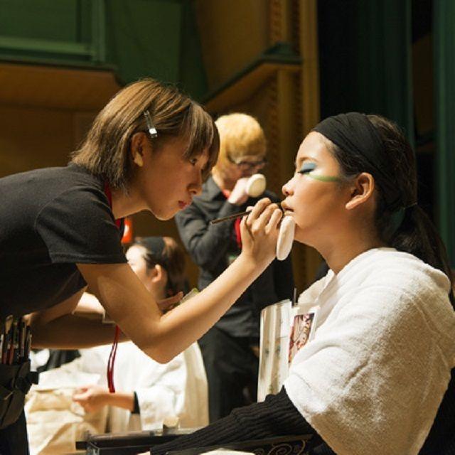 総合学園ヒューマンアカデミー東京校 ◆ヘアメイク/美容師◆ ヘアメイクアーティストを目指そう!!1