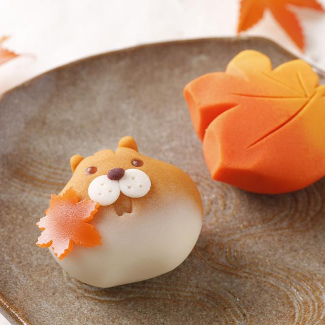 東京製菓学校 Autumn menu!【和菓子コース】1
