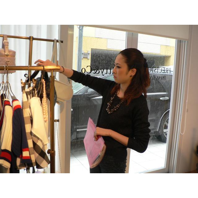 大阪文化服装学院 在学中にショップ運営 マイショップ企画1