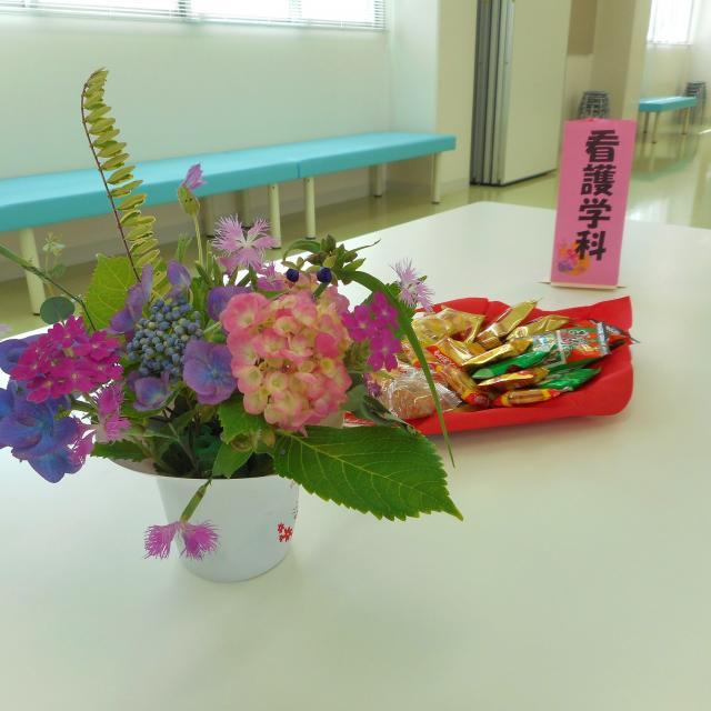 宇部フロンティア大学 【看護学科】11/18(日)オープンキャンパス★(ネット予約可)4