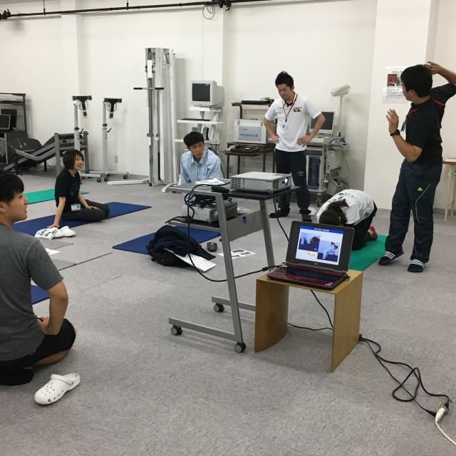 専門学校白寿医療学院 2018年度 7/28(土)入試対策オープンキャンパス1