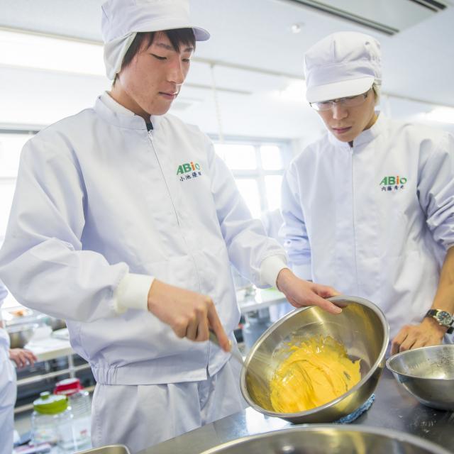 新潟農業・バイオ専門学校 【食品・醸造・バイオ・きのこ分野】を目指す方へ!4