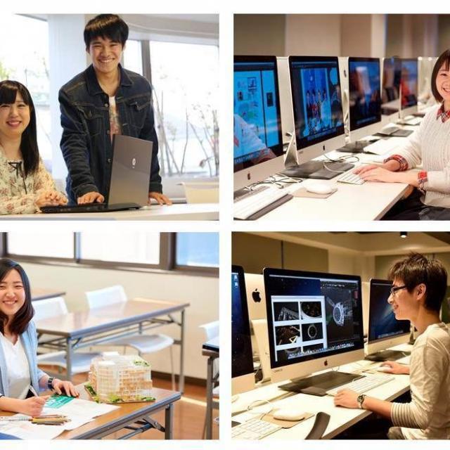 国際理工情報デザイン専門学校 新3年生対象! 建築設計科『学校体験会』1